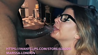 Hot Wife gets BBC Surprise