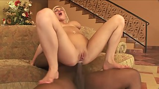 Cheating Wife PAWG With Huge tits Love Anal From BBC