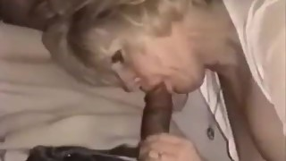 Swinger wife fucked by a black bull