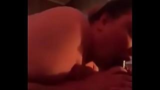 Bbw Deep throats my bfs bbc