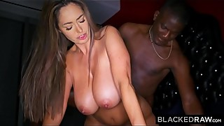 BLACKEDRAW Ava Addams Is Fucking BBC And Sending Pics To Her Husband