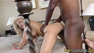 Hot wife ass fucks bbc