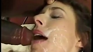 Hairy Wife Gets Fucked By Big Black Cock