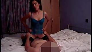 Latin milf fucked by random dude