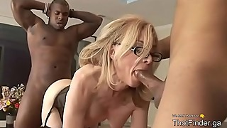 Gorgeous MILF banged by BBC dark horses - ThotFinder.ga