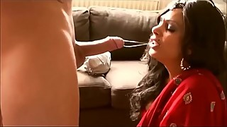 mona bhabhi chudai indian wifey fucked by a white dude as wimp husband watches - Callmepanty.com