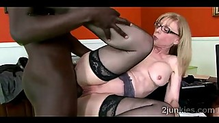 Stunning mature secretary saves sons job by fucking his gifteckold-9761 02 big-3