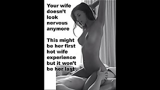 Your wife / girlfriend needs &amp_ wants large cocks. Your fantasy is to watch her be a whore. Her fantasy is to let out her inner slut. You both want to see her with a large cock dripping fror her pussy, slut hypno 4 swingers &amp_ cuckold as well as sis