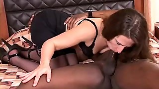 BBC Slut Frustrated Wife