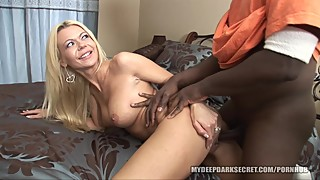 MDDS Big Tit Hotwife Barbi Sinclair railed by Black Cock