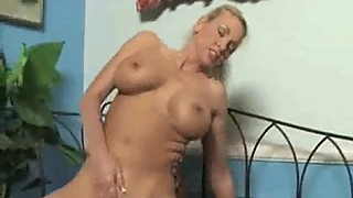 Mom Rides a Fat Black One