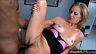 Mixt Hardcore Sex Act With Mamba Black Cock In Wet Pussy Milf (melissa rose) vid-22