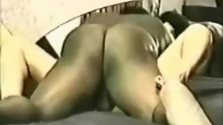 Hubby pleads but black bull cums inside white wife