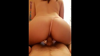 Beautiful young Russian Wife fucked hard by big black dick BBC