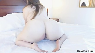 PAWG Submissive White BBW Wife Knocked Up By Big Black Cock (Roleplay)